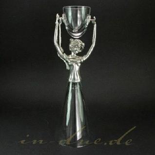 Brautbecher Hochzeitsbecher Kristallglas Margot - Vorschau