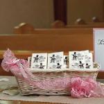 Taschentücher Bride & Groom