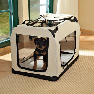 Faltbare Transportbox Tiere Hundebox Hundetransportbox Hundetransport Box Hund