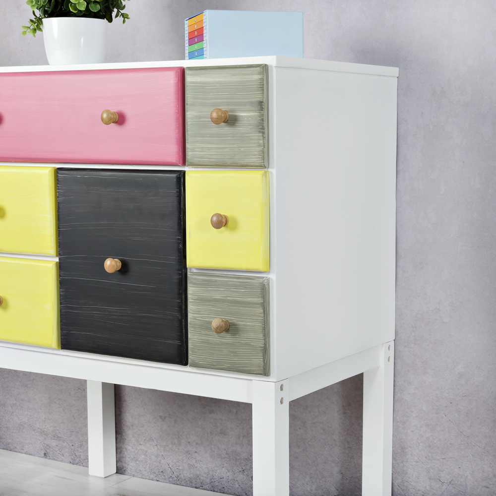 kommode patchwork design f cher neues design kaufen bei mucola gmbh. Black Bedroom Furniture Sets. Home Design Ideas
