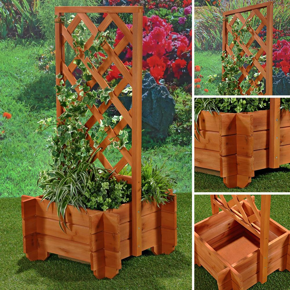 rosenbogen pflanzk bel pergola spalier blumenk bel rankhilfe torbogen holz kaufen bei mucola. Black Bedroom Furniture Sets. Home Design Ideas