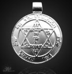 Marsamulett aus 925/000 Silber