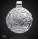 Amulett Sonnentalisman aus 925/000 Silber