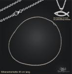 Silberankerkette 45 cm aus 925/000 Silber