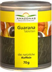 Amazonas Guarana Tabletten