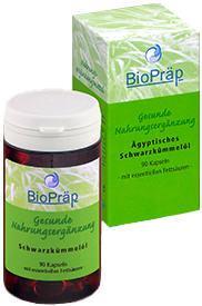 BioPräp Schwarzkümmelöl Kapseln