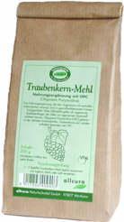 Allcura Bio Traubenkernmehl