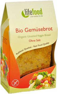 Lifefood Bio Gemüsebrot