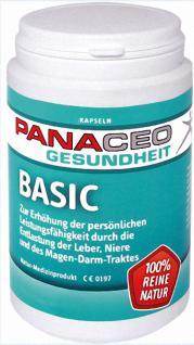 Panaceo Basic Kapseln