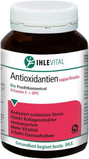 Ihlevital Antioxidantien Pulver Bio