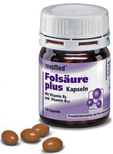 revoMed Folsäure Plus Kapseln 120St.