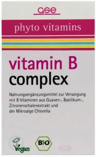 GSE Bio Vitamin B complex Tabletten