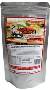 Konzelmanns Pizza Backmischung