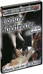 Erotische Scharfmacher (DVD)