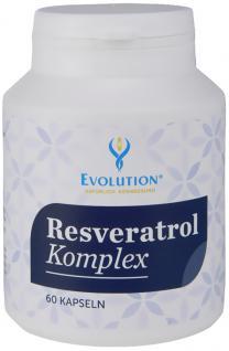 Evolution Resveratrol Komplex Kapseln