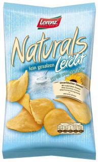 Lorenz Naturals Leicht Chips fein gesalzen