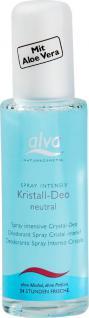 alva Kristall-Deo INTENSIV Spray