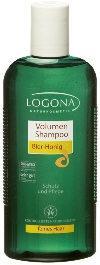 Logona Volumen Shampoo Bier-Honig