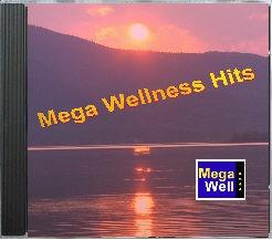 Megawell Mega Wellness Hits CD