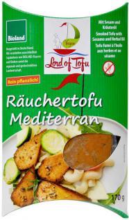 Lord of Tofu Bio Räucher Tofu mediterran