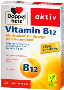 Doppelherz Vitamin B12 Tabletten