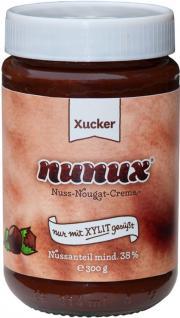 Xucker Nunux Nuss-Nougat-Creme