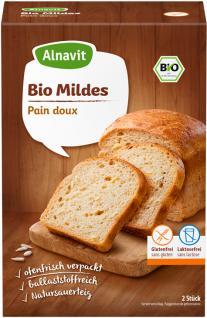 Alnavit Bio Mildes Brot