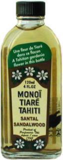 Monoi Tiare Körperöl sandelholz