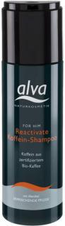 alva FOR HIM Reactivate Coffein-Shampoo