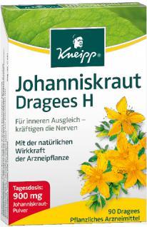 Kneipp Johanniskraut Dragees H