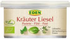 Eden Bio Pastete Kräuter Liesel