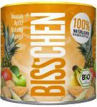 BISSCHEN Bio Frucht Chips gelbe Mischung