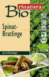 Rinatura Bio Spinat Bratlinge