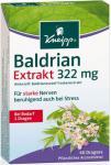 Kneipp Baldrian Extrakt 322mg Dragees
