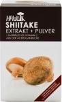 Hawlik Shiitake Extrakt + Pulver Kapseln