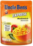 Uncle Ben's Express Mexikanisch