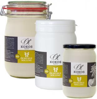 Ölmühle Solling Bio Kokosöl