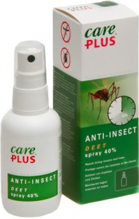 Care Plus Anti-Insect DEET 40% Spray