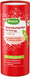 Alnavit Bio Energy Drink Durchstarter