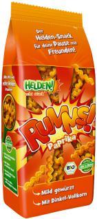 HELDEN! Snacks RUMMS! Bio Paprika Family