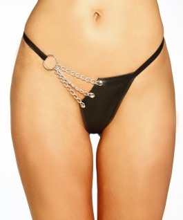 Wetlook String Tanga