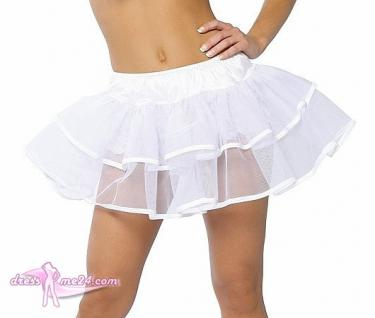 Sexy Double Layer Petticoat
