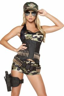 Army Babe - made by Roma USA