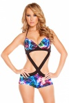 GoGo Monokini Electric Dancer