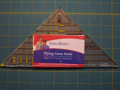 Fons & Porter Lineal Flying Geese