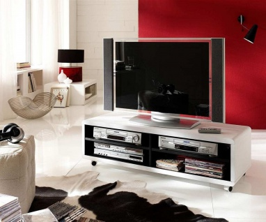fernsehtisch mit rollen online bestellen bei yatego. Black Bedroom Furniture Sets. Home Design Ideas