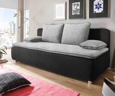 schlafsofa mit bettkasten g nstig kaufen bei yatego. Black Bedroom Furniture Sets. Home Design Ideas
