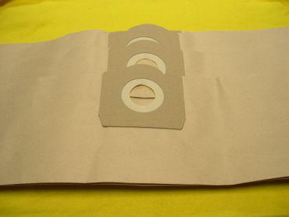 Filterbeutel Einhell AS 1250 1300 1400 Inox Sauger - Vorschau