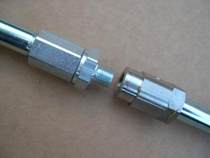 1, 5m Verlängerung für Strahlrohr Lanze Wap Alto Hochdruckreiniger - Vorschau 4