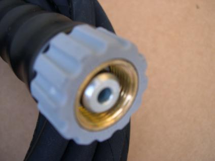 20m Profi - Hochdruckschlauch Schlauch M21/M21 für Wap Alto Hochdruckreiniger - Vorschau 2